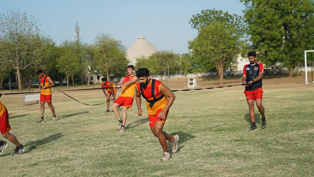 Season 7 Training Camp - Week 2