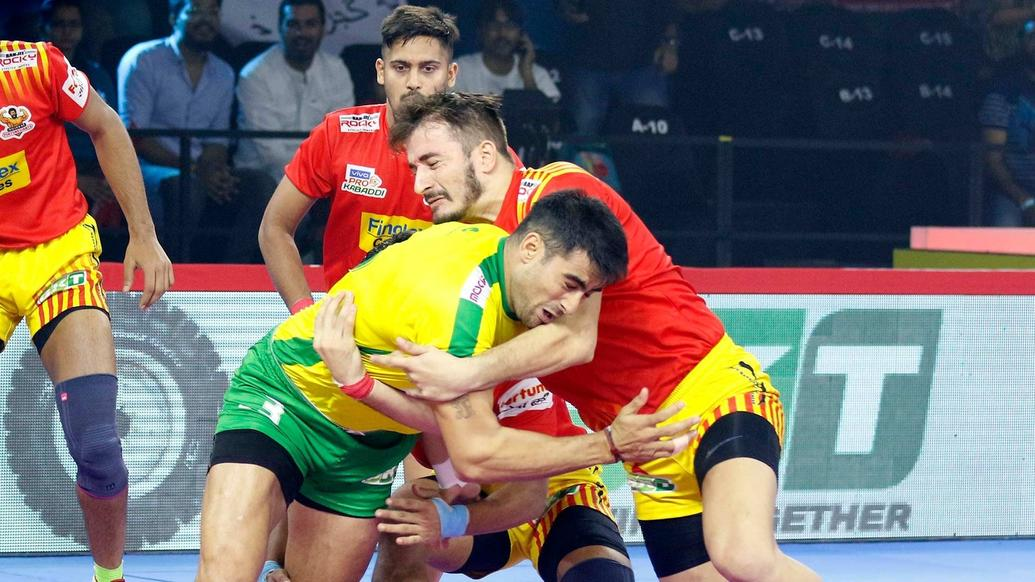 The Giants face The Thalaivas in a bid to keep their Playoff hopes alive