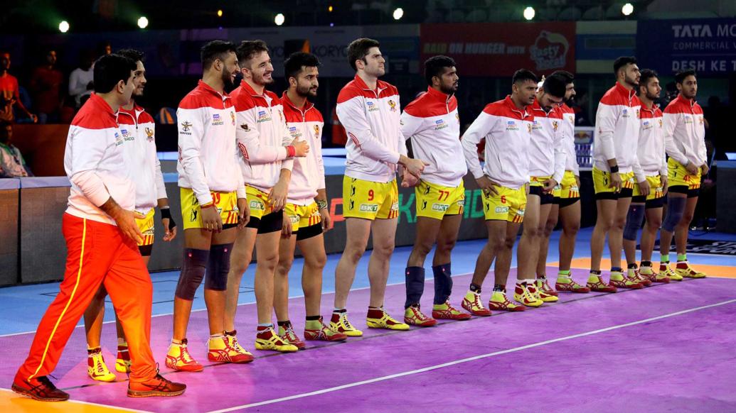 Match 14 - Gujarat Fortune Giants vs U.P. Yoddha