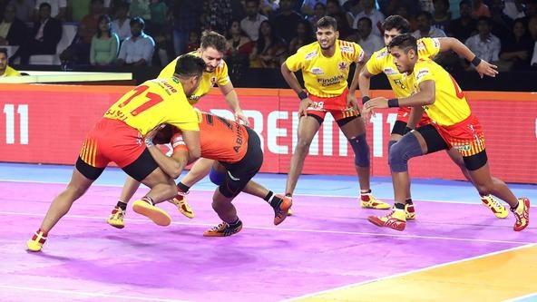 Match 4 - U Mumba vs Gujarat Fortune Giants