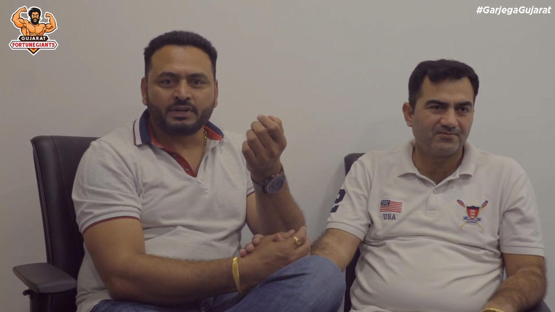 A special message from Manpreet Singh and Neer Gulia.