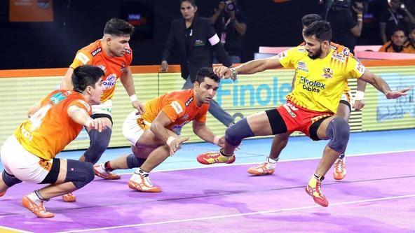 Match 15 - Gujarat Fortune Giants vs Puneri Paltan