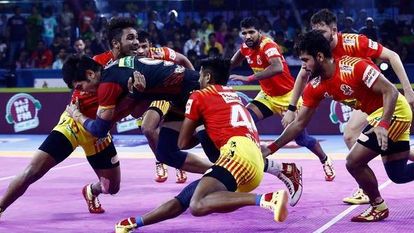 Match 1 - Bengaluru Bulls vs Gujarat Fortune Giants
