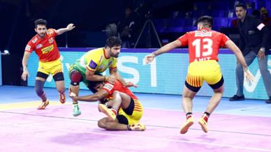 Match 21: Gujarat Fortune Giants vs Patna Pirates