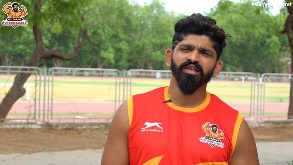 Pre-Season interview of Ruturaj Koravi