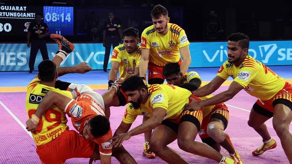 The Giants look to bounce back against Puneri Paltan