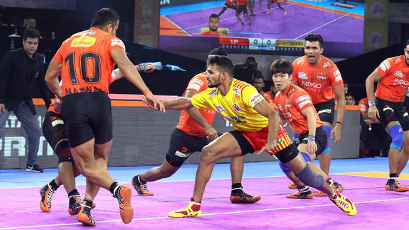 The Giants renew their rivalry with U Mumba
