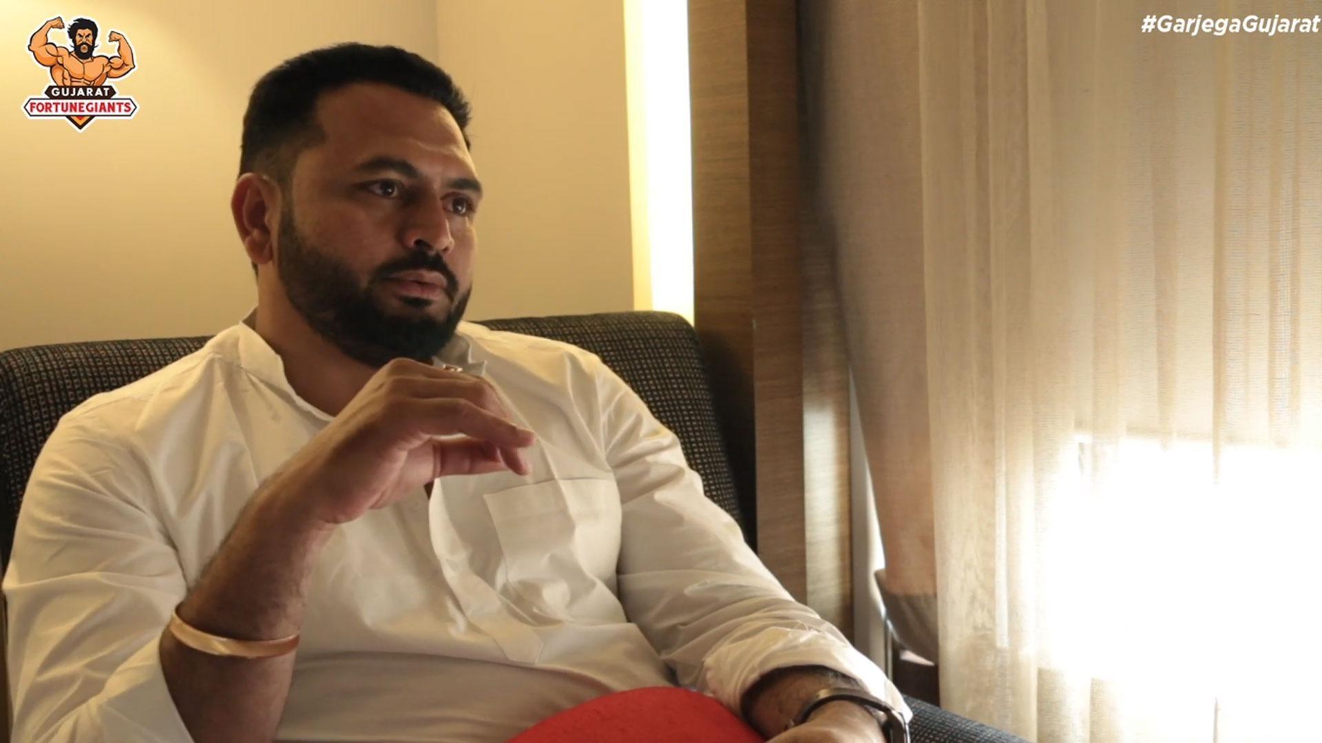 In conversation with Manpreet Singh!