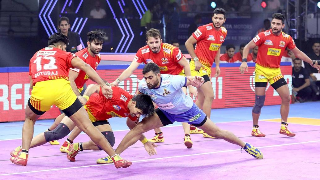 ROHIT AND SONU POWER THE GIANTS TO THEIR BIGGEST EVER WIN
