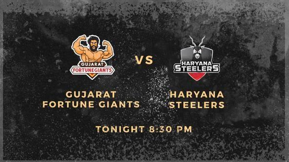Season 7 | Gujarat Giants vs Haryana Steelers | Match Teaser