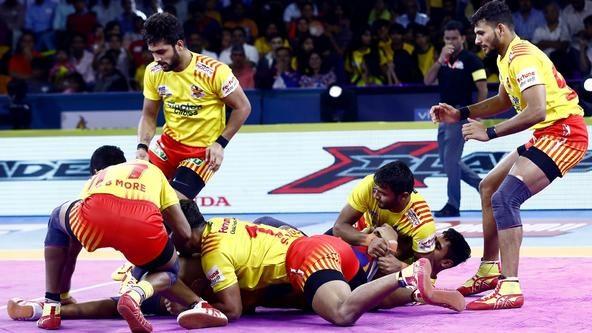 Match 2 - UP Yoddha vs Gujarat Fortune Giants