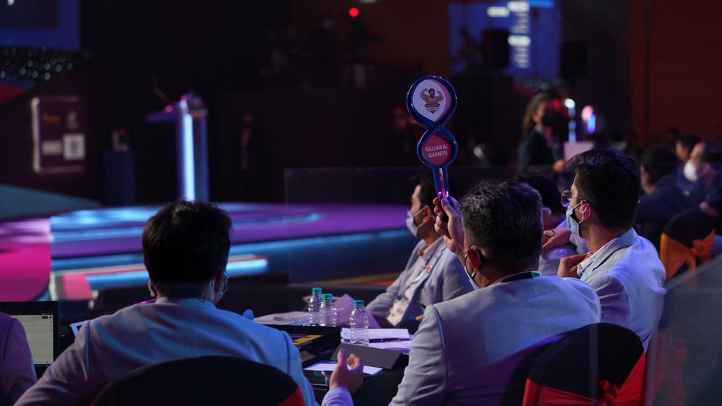 vivo Pro Kabaddi Auction 2021: Giant Picks and Pics